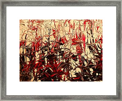 Twisted Framed Print by Lisa Williams