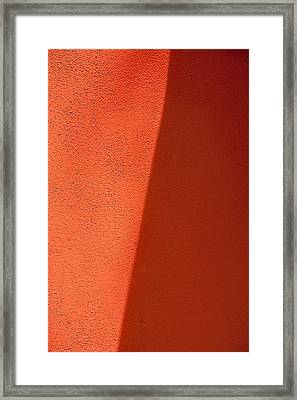 Two Shades Of Shade Framed Print by Peter Tellone