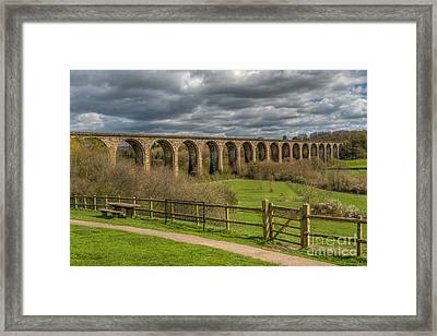 Ty Mawr Country Park Framed Print by Adrian Evans