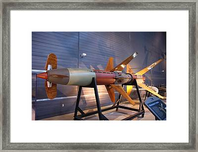 Udvar-hazy Center - Smithsonian National Air And Space Museum Annex - 121260 Framed Print by DC Photographer