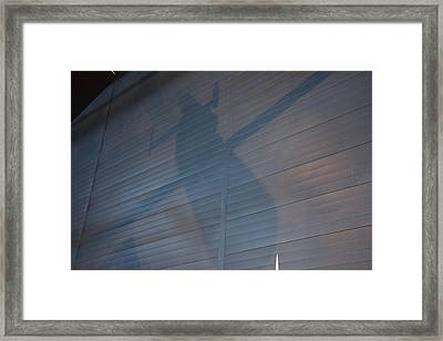 Udvar-hazy Center - Smithsonian National Air And Space Museum Annex - 121261 Framed Print by DC Photographer