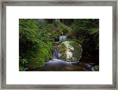 Ulrichswasser Framed Print by Andreas Levi