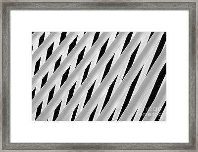 Unconscious Inference Framed Print by Charles Dobbs