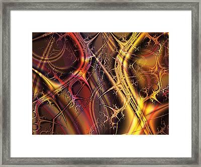 Under The Surface Framed Print by Anastasiya Malakhova