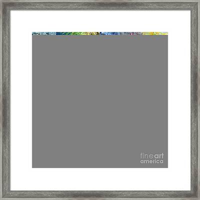 Underworld Framed Print by Ramneek Narang