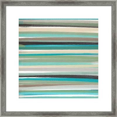 Unforeseen Odyssey Framed Print by Lourry Legarde