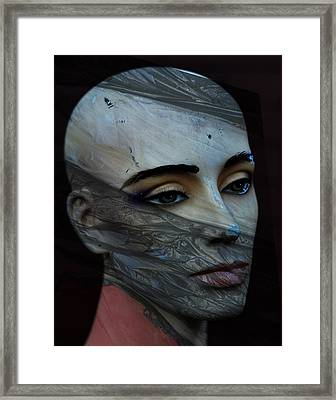 Unintended Rendition  Framed Print by JC Photography and Art