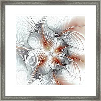 Union Framed Print by Anastasiya Malakhova