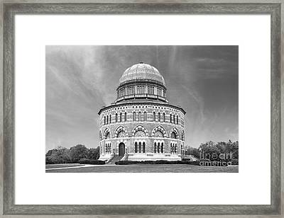 Union College Nott Memorial Framed Print by University Icons