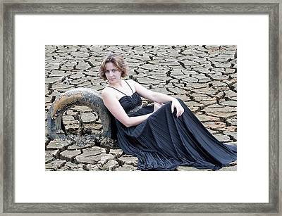 Unique Beauty Framed Print by Teri Schuster