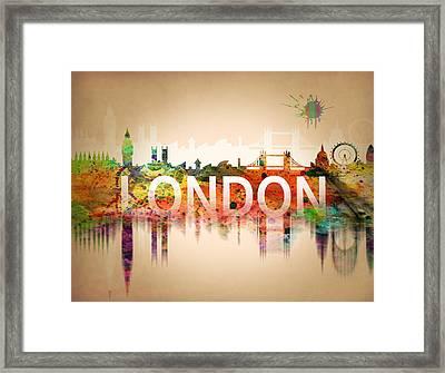 United Kingdom Framed Print by Mark Ashkenazi