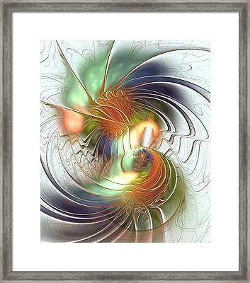 Unity Framed Print by Anastasiya Malakhova