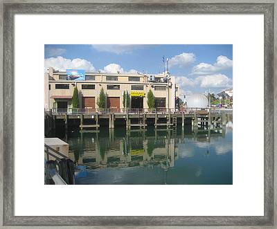 Universal Orlando Resort - 121228 Framed Print by DC Photographer