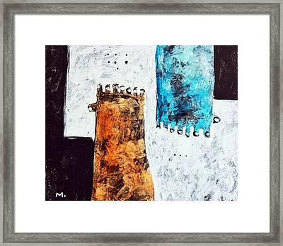 Universi No. 2 Framed Print by Mark M  Mellon