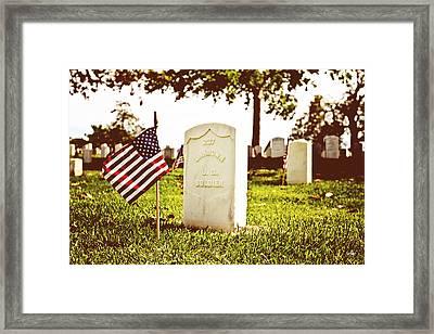 Unknown 237 Framed Print by Scott Pellegrin