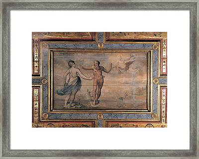 Unknown Artist, Proteus And Thetis Framed Print by Everett