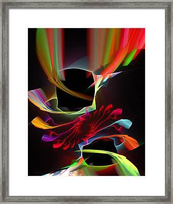 Unmanaged Complexity Framed Print by Anastasiya Malakhova