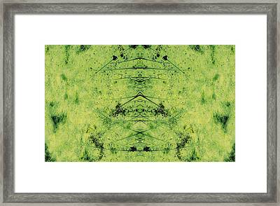 Unnatural 3 Framed Print by Giovanni Cafagna