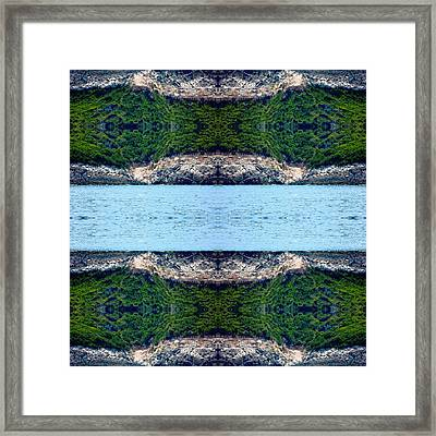 Unnatural 76 Framed Print by Giovanni Cafagna