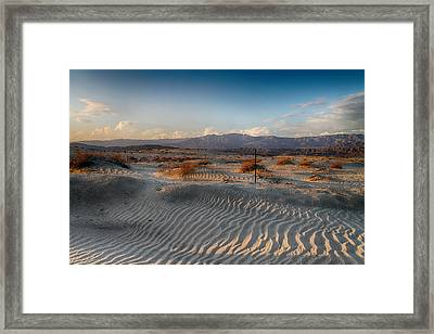 Unspoken Framed Print by Laurie Search