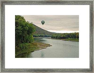 Untethered Framed Print by Jim Cook