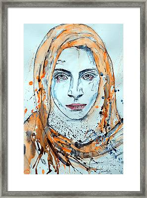 Untitled 10 Framed Print by Ismeta Gruenwald