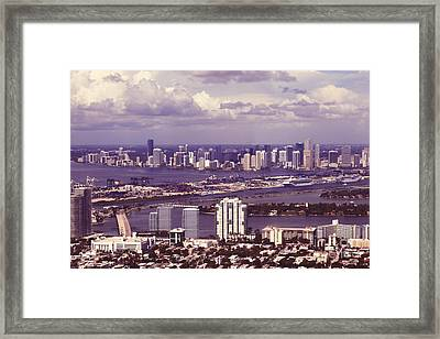 Untitled 2 Framed Print by Maria  Lankina