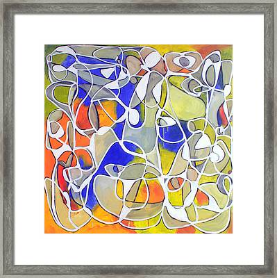 Untitled #30 Framed Print by Steven Miller