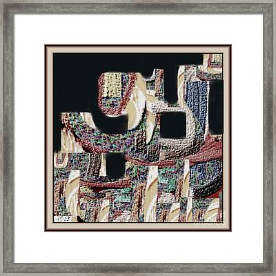 Untitled 452 Framed Print by Nedunseralathan R