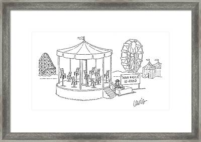 Untitled Framed Print by Eric Lewis