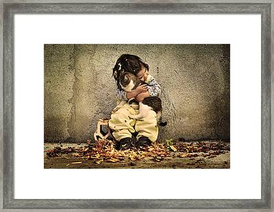 Untitled Framed Print by Iacob Anca