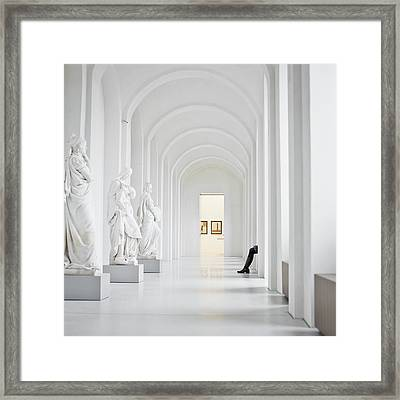 Untitled Framed Print by Matthias Leberle