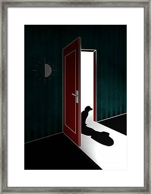 Untitled No.02 Framed Print by Caio Caldas