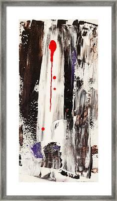 Untitled Number Twelve Framed Print by Maria  Lankina