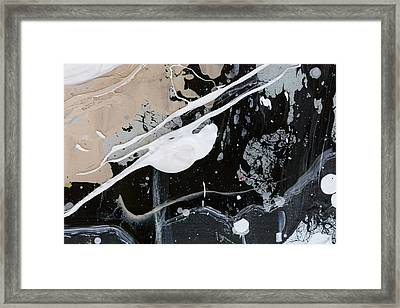 Untitled One Framed Print by Maria  Lankina