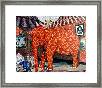 Untitled Framed Print by Tom Roderick