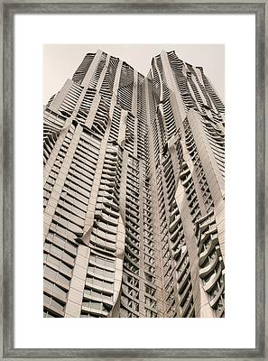 Unwound  Framed Print by JC Findley