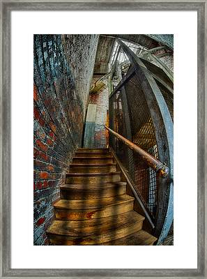 Up To Something Good Framed Print by Susan Candelario