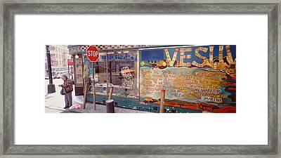 Usa, California, San Francisco, Little Framed Print by Panoramic Images