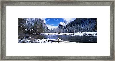 Usa, California, Yosemite National Framed Print by Panoramic Images