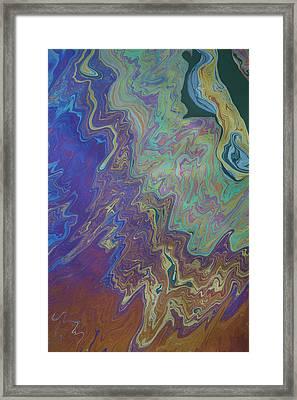 Usa, Hawaii, Oahu, Honolulu, Pearl Framed Print by David Wall