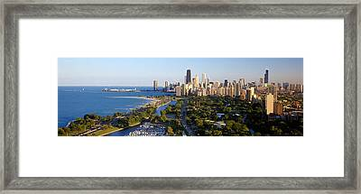 Usa, Illinois, Chicago Framed Print by Panoramic Images