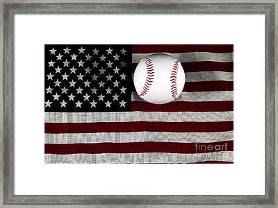 USA Framed Print by John Rizzuto