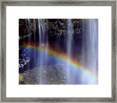 Usa, Washington State, Mount Rainer Framed Print by Jaynes Gallery