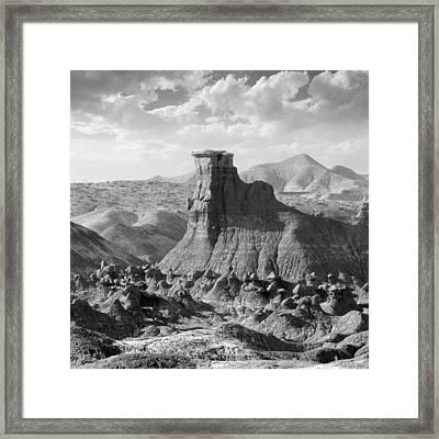 Utah Outback 18 Framed Print by Mike McGlothlen