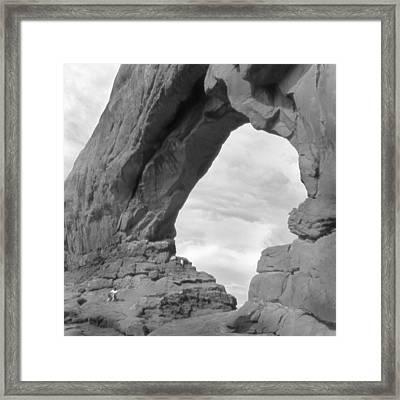Utah Outback 29 Framed Print by Mike McGlothlen