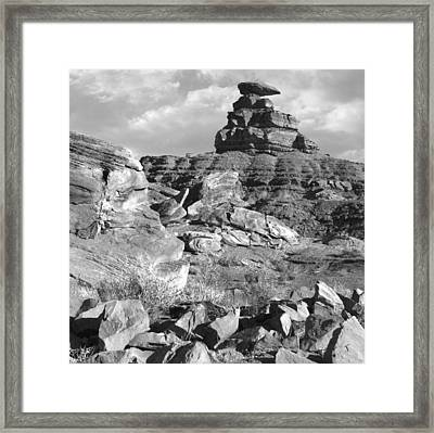 Utah Outback 38 Framed Print by Mike McGlothlen