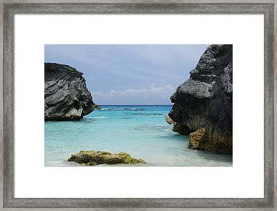 Utopia Framed Print by Luke Moore
