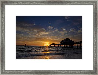 Vacation All I Ever Wanted Framed Print by Bill Cannon