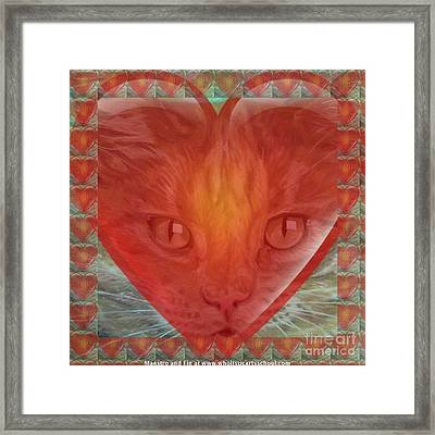 Valentine Gallery Number 3 Framed Print by PainterArtist FIN and Maestro
